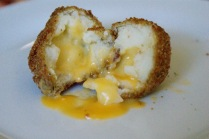 Mashed Potato Cheese ball